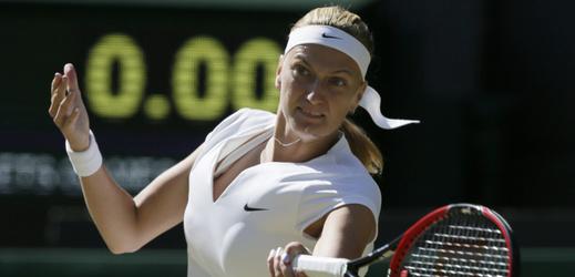 Petra Kvitová vypadala ze svého nejoblíbenějšího grandslamu nečekaně brzy. Z prohry se prý bude dlouho vzpamatovávat.