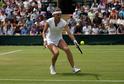 Lucie Šafářová vypadla ve Wimbledonu už v osmifinále. Přiznala, že po Paříži byla unavená.