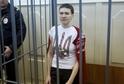 Savčenková nyní čelí obvinění z vraždy dvou ruských novinářů.