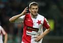 Tomáš Necid (ještě v dresu Slavie) bude hrát za Bursaspor.