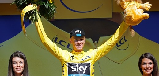 Vedoucí Brit Chrise Froome.