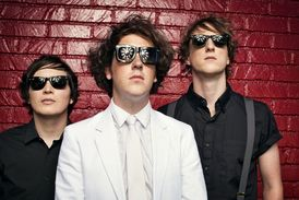 The Wombats.