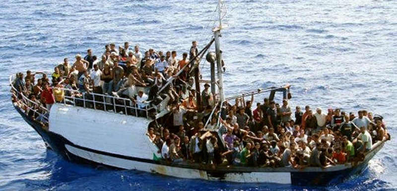 Výsledek obrázku pro imigranti Syrie