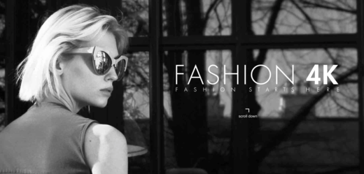 Fashion 4K (zdroj: fashion4k.tv).