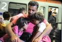 Uprchlíci žádající o azyl v Německu.