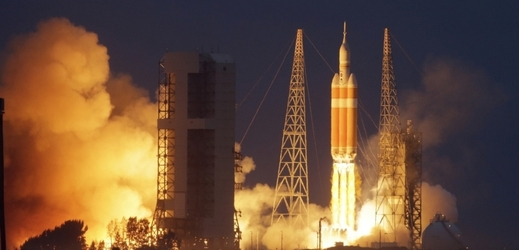 Raketa United Launch Alliance.