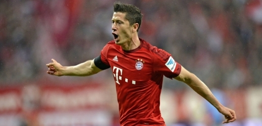 Robert Lewandowski.
