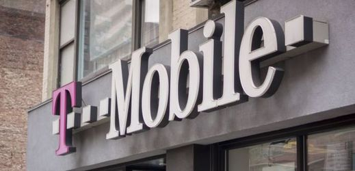 Pobočka T-Mobile v USA.