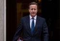 Britský premiér David Cameron.
