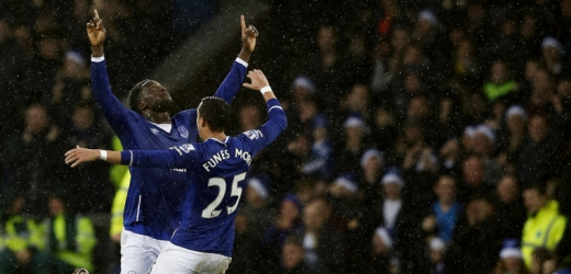 Everton vs. Leicester City, Barclays Premier League