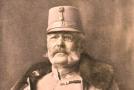 Arcivévoda Bedřich, velitel rakouských vojsk.