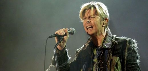 David Bowie vydal nové album Blackstar.