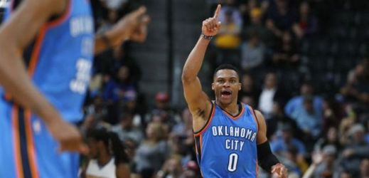 Russel Westbrook a Kevin Durant.