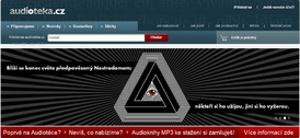 Web Audiotéky.