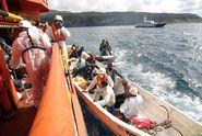 Počet uprchlíků připlouvajících do Evropy prudce vzrostl