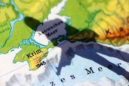 Ruský Krym? Kyjev požaduje stažení české knihy