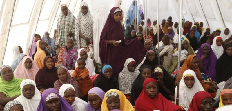 Nigérijské svobodné matky