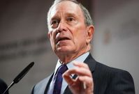 Michael Bloomberg.
