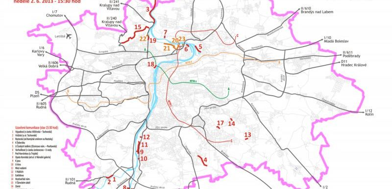 Nove Povodnove Mapy Zmeni Pojistky I Uzemni Plany Tyden Cz