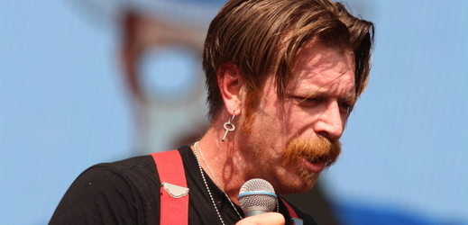 Frontman kapely Eagles of Death Metal Jesse Hughes.