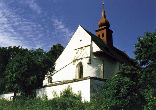 Kaple Matky Boží na Veveří.