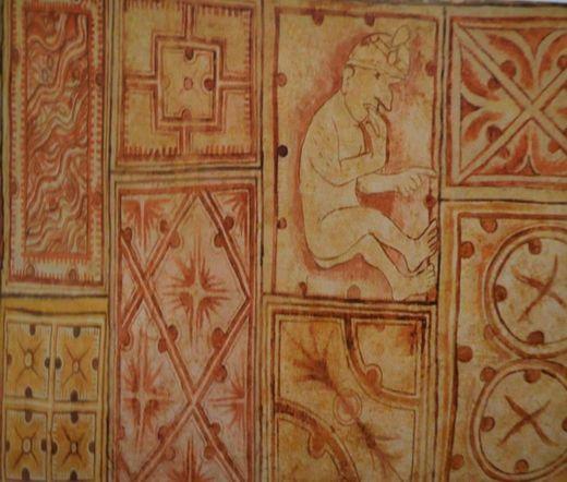 Záhadné šifry v kostele sv. Jana Křtitele v Jindřichově Hradci.