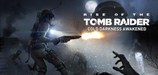 Laru croft ek v rise of the tomb raider posledn - Rise of the tomb raider cold darkness ...