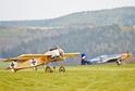 V Plasích se koná o víkendu velká letecká show Den ve vzduchu.