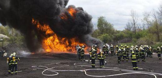Znalezione obrazy dla zapytania hasici filipojakubska noc