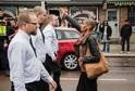 Švédka Tess Asplundová v boji proti extremismu.