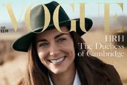Vévodkyně Kate poprvé na obálce slavného časopisu Vogue