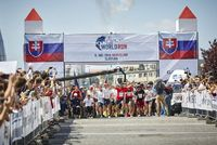 Start charitativního závodu Wings for Life World Run