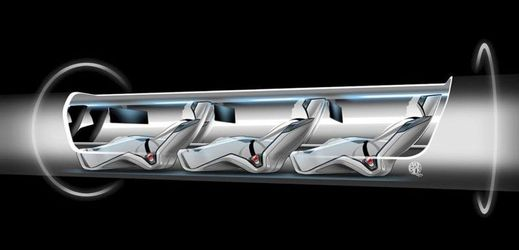Hyperloop One.