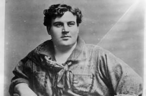 Operní pěvec Alfred Piccaver.
