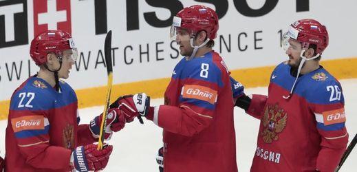 Ruská radost.