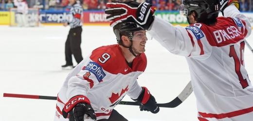 Kanada si zase zahraje o zlato.