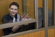 Savčenková se po dvou letech vrátila domů. Přistála v Kyjevě