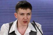 Dva životy neprožiješ, zdechneš! vzkázala Savčenková Putinovi