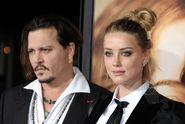 Manželka Johnnyho Deppa obvinila herce z domácího násilí