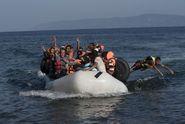 Neštěstí na moři: 45 mrtvých uprchlíků, další se hledají