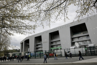 Stade Geoffroy-Guichard.