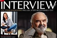 Magazín INTERVIEW.