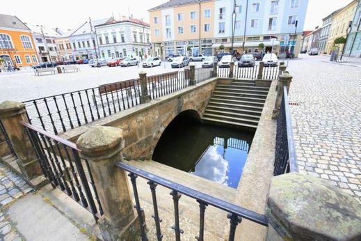 Litovlí protéká šest ramen Moravy, proto se také přezdívá