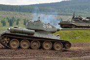 Armádní den Bahna nabídne sedmihodinový program