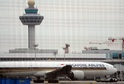 Postižené letadlo Singapore Airlines.
