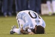 Messi nedal penaltu, v repre končí. Slavnou Copu vyhrálo Chile