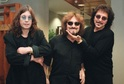 Skupina Black Sabbath při jedné návštěvě Česka.