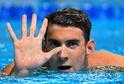 Osmnáctinásobný olympijský vítěz Michael Phelps pojede závodit do Ria.