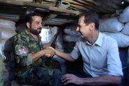 Asad: Západní státy mě kritizují, ale tajně chtějí jednat