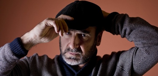Legenda United Eric Cantona.